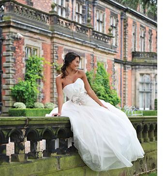 Darcy Wall Wedding Dress