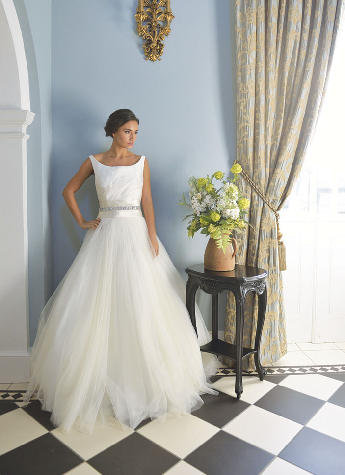 wedding dresses on a budget