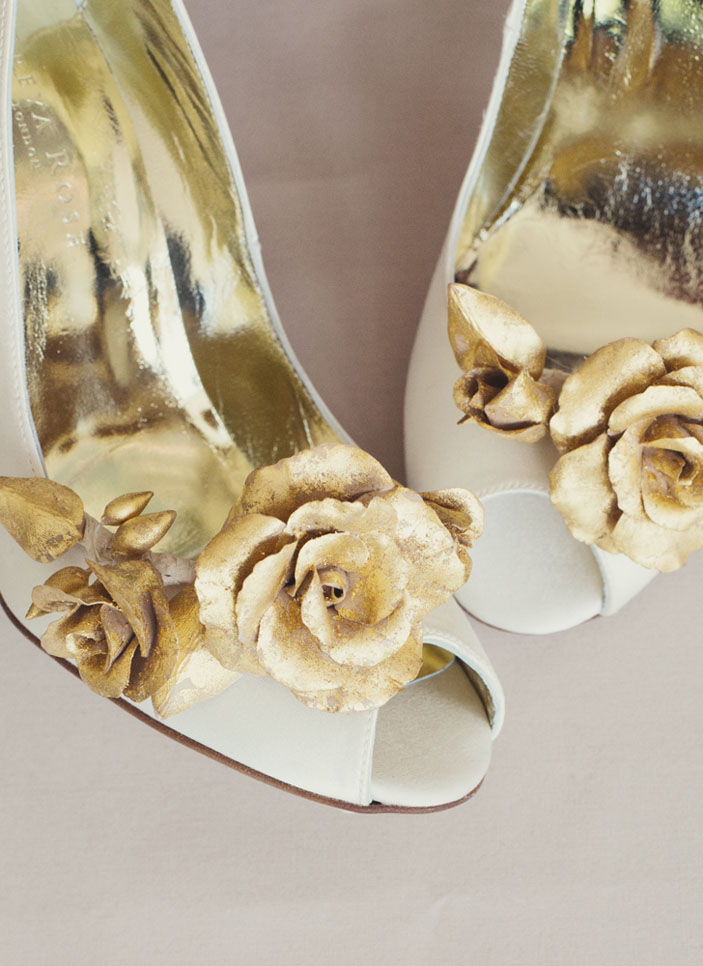 Choosing Your Wedding Shoes
