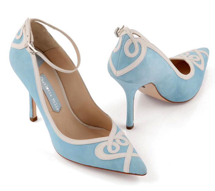Ways to Wear Coloured Wedding Shoes - WeddingPlanner.co.uk