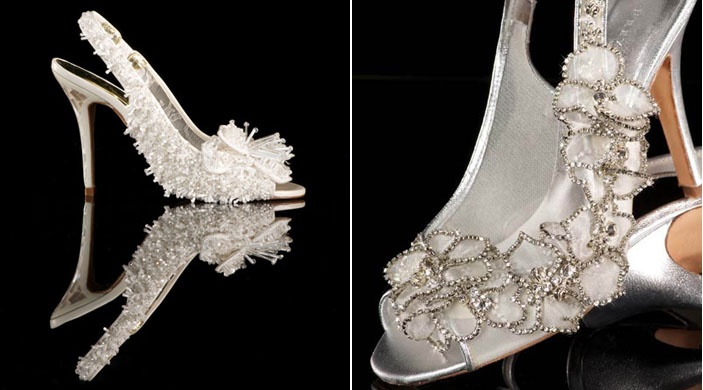 Embroidery - Wedding Shoes