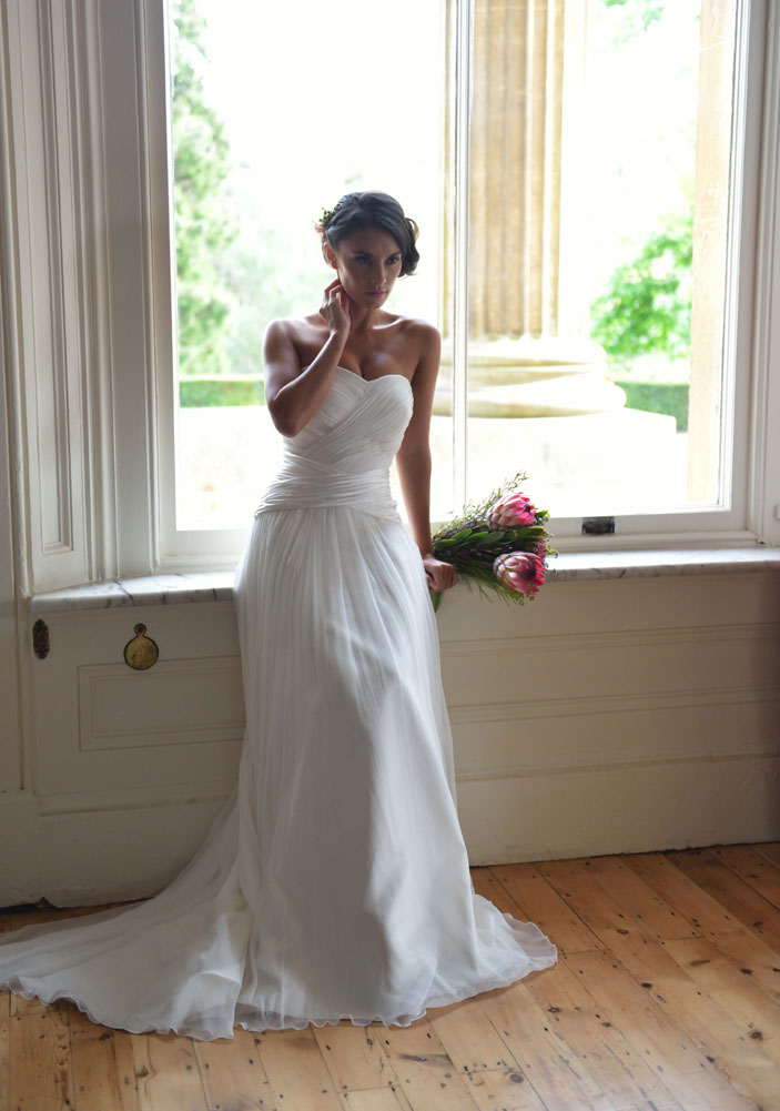 Wedding Dress - Coralie