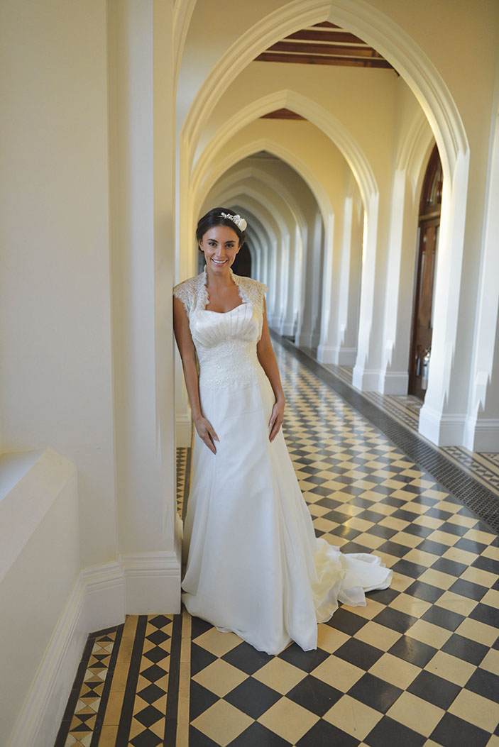 Wedding Dress - Delphinia