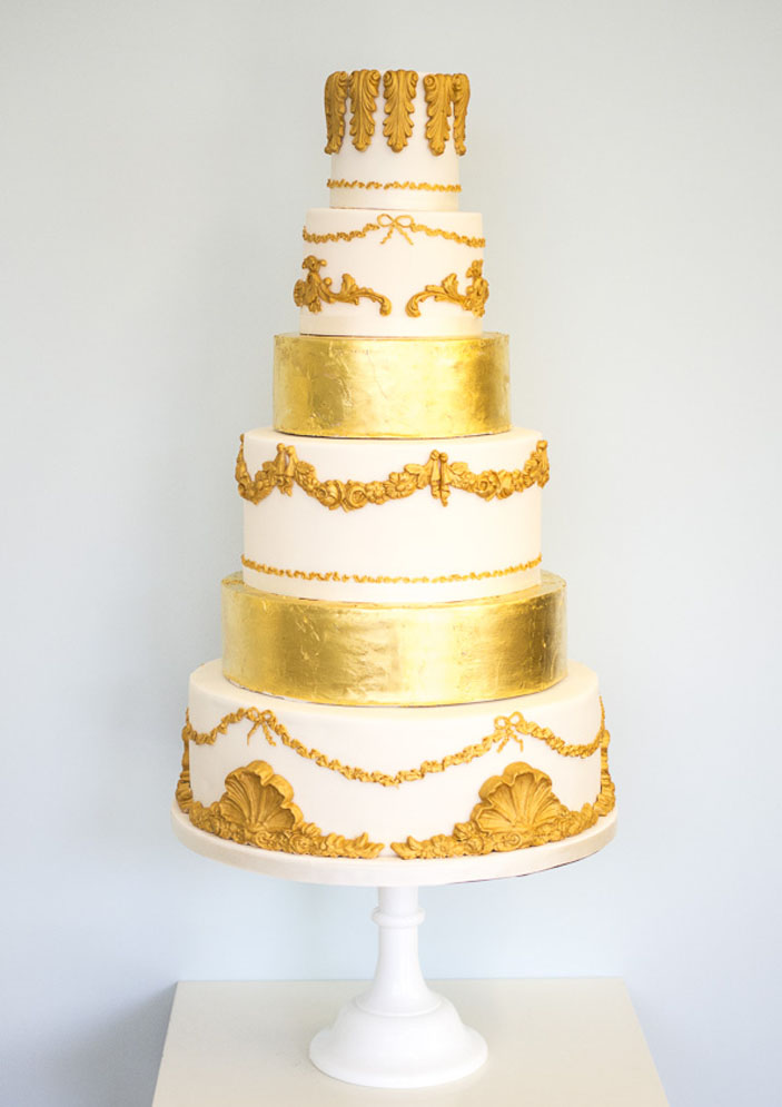 Wedding Cake - Baroque