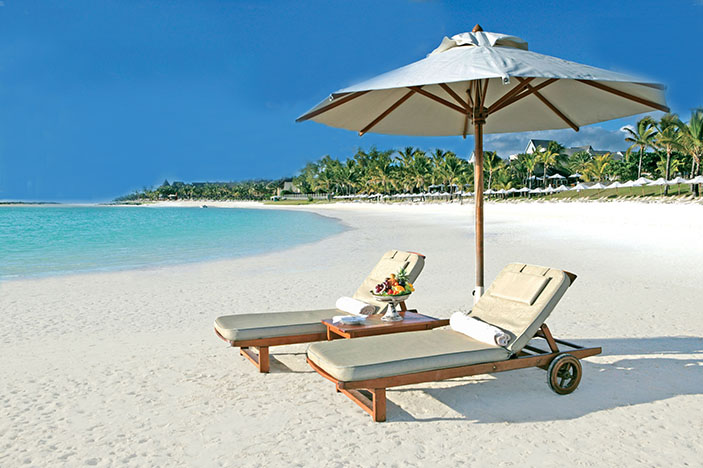 Honeymoon - Mauritius Beach