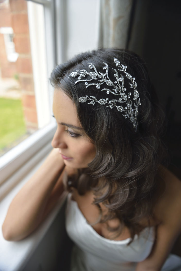 Lucia Comptemporary Chic Wedding Accessories