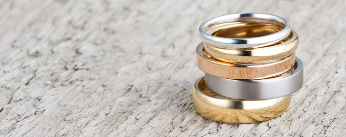 Choosing the Right Metal for your Wedding Ring...