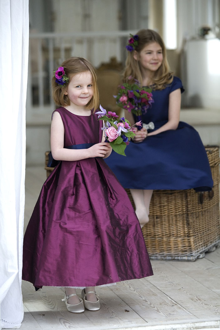 Bridesmaid Dresses - The Colour of Love - WeddingPlanner.co.uk