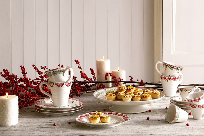 Seasonal Dinnerware - Wedding Gifts