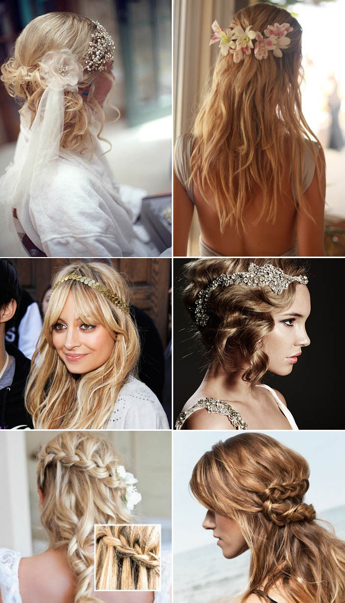 Wedding Hair trends 2014
