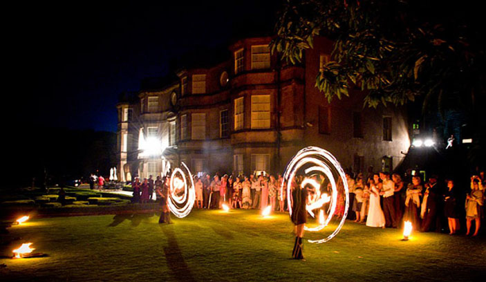 Wedding Entertainment - Fire Performers