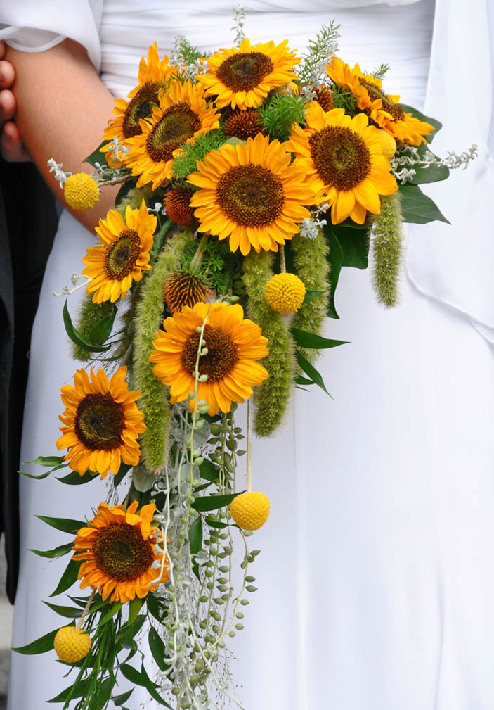 Autumn Wedding Flowe