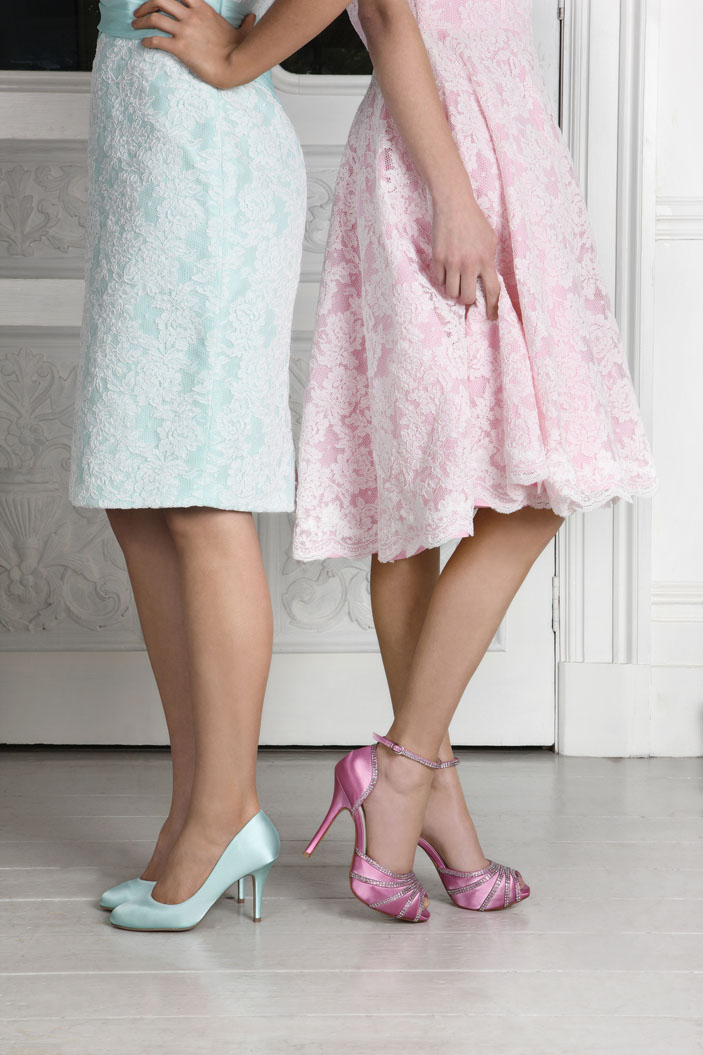 a4a17b6260a 5 Steps to Choosing the Perfect Bridesmaid Shoes - WeddingPlanner.co.uk