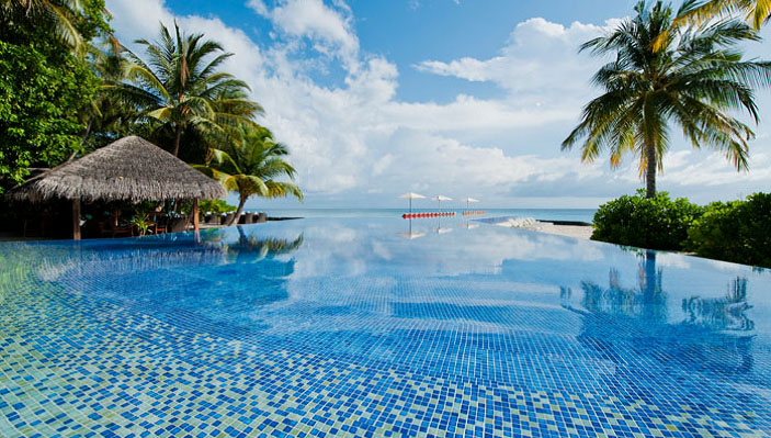 Honeymoon Destinations - Maldives