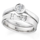 Shape Up Engagement Ring