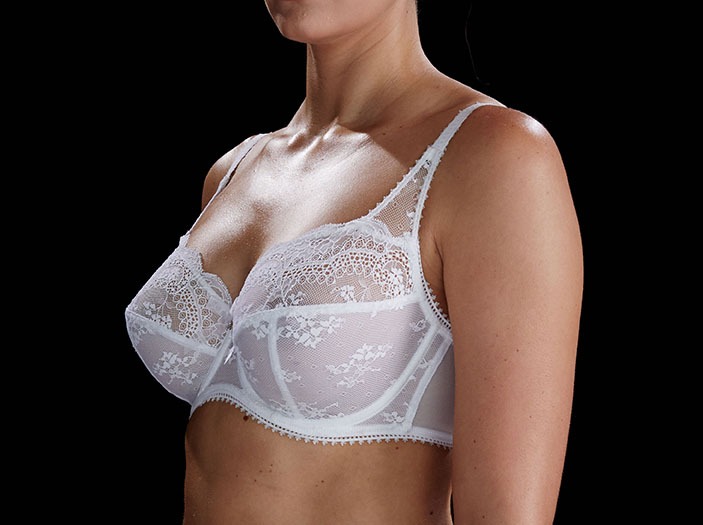 The perfect size wedding bra