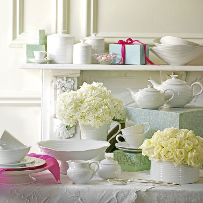 ... Wedding gifts should be a luxury that you might not buy yourself