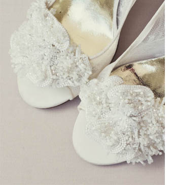 Small Wedding Shoes