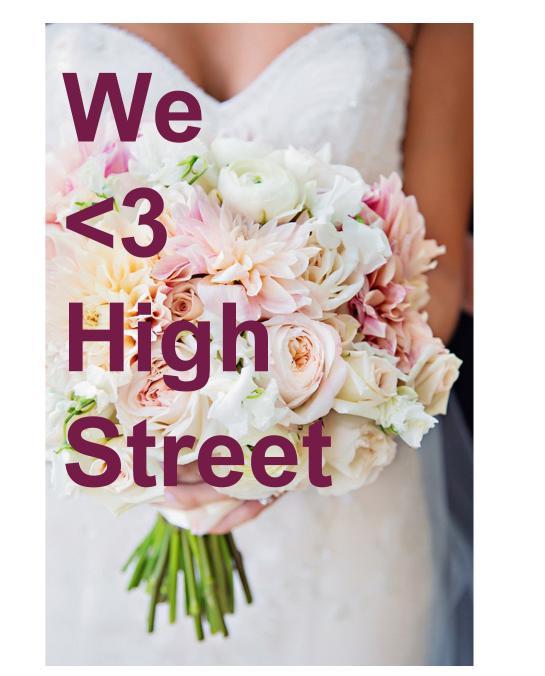 We love high street