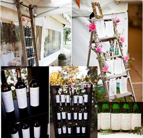 wine bottles plan