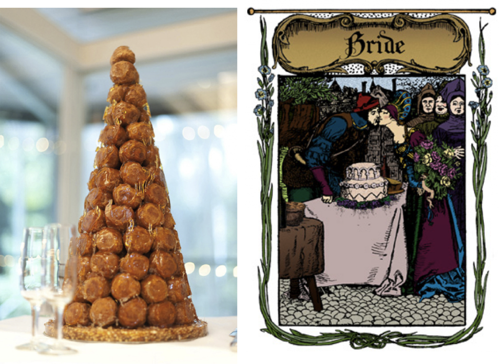 medieval cakes