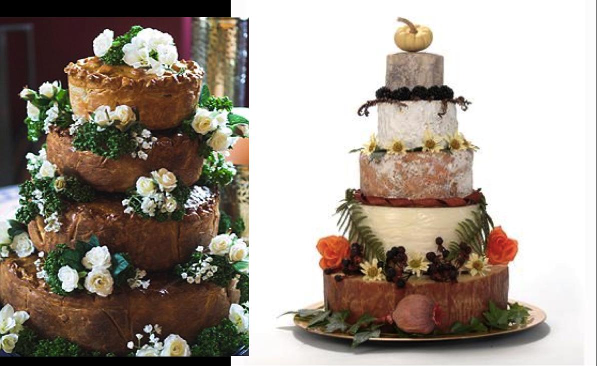 Why Do We Have Wedding Cakes? - WeddingPlanner.co.uk
