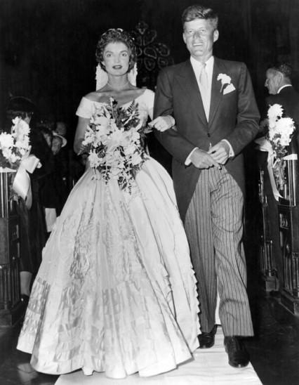 JFK Marriage