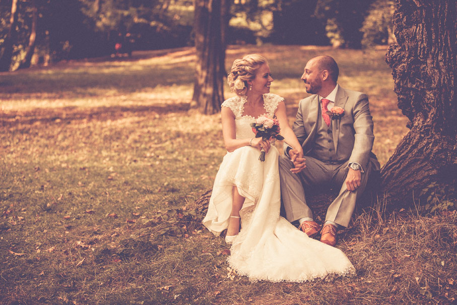 Real Wedding Blog: Katia and Andrew's Romantic...
