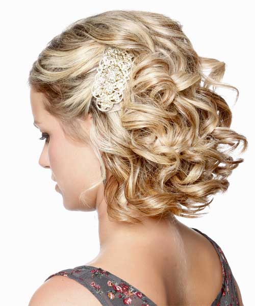 Tremendous Updos For Short Curly Hairhairstyles For Curly Hair Hairstyle Inspiration Daily Dogsangcom