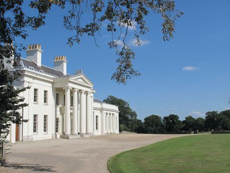Exclusive Hire Wedding Venues - Hylands Estate