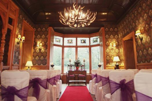 Venues - The Lodge on Loch Goil