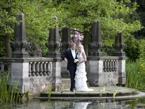 Country House Wedding Venues - Dunchurch Park Hotel