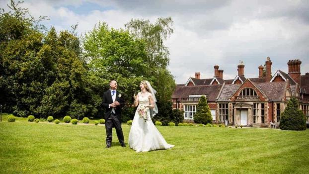 Country House Wedding Venues - Audleys Wood Hotel