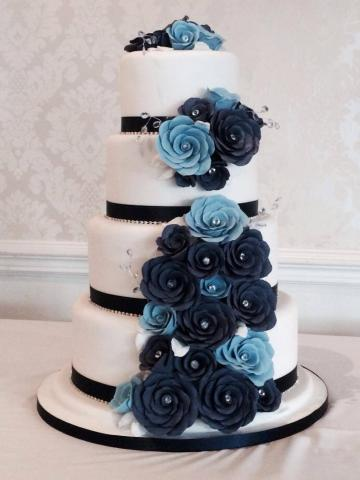 Wedding Cakes Near Me - Sugarbird Cupcakes and Celebration Cakes