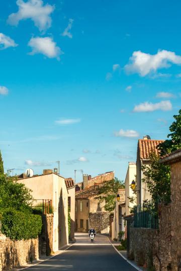 - Village Castigno