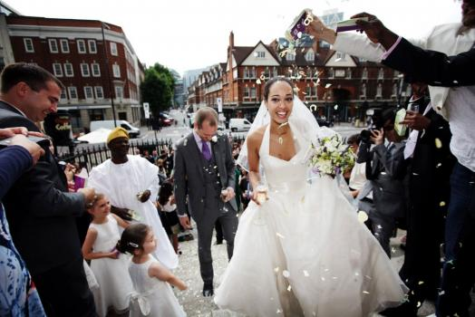 Urban Wedding Venues - Spitalfields Venue