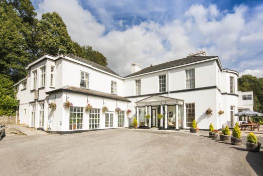Exclusive Hire Wedding Venues - The Manor Hotel Crickhowell