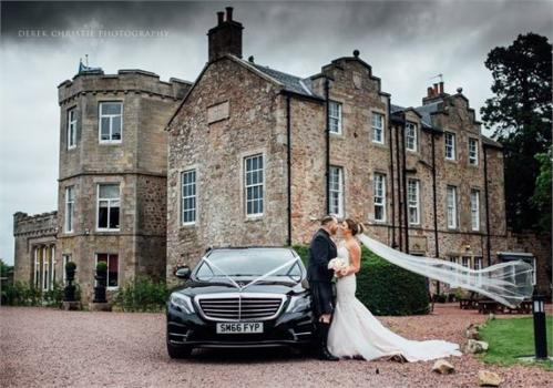 Exclusive Hire Wedding Venues - Shieldhill Castle Hotel