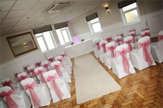 Civil Ceremony License Wedding Venues - Llandudno Bay Hotel