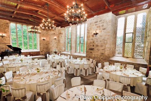 Civil Ceremony License Wedding Venues - The Priests House & The Old Chapel