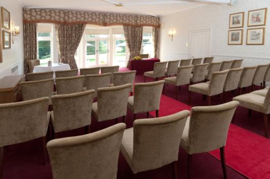 Country House Wedding Venues - Flitwick Manor Hotel
