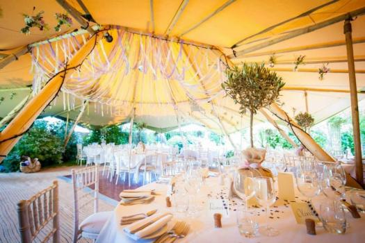 Wedding Decorations, Styling and Ideas - Events Under Canvas