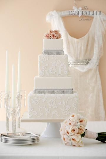 Wedding Cakes, Ideas, Inspiration and Makers - The Cake Parlour