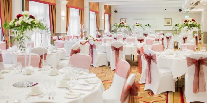 Urban Wedding Venues - Hilton York