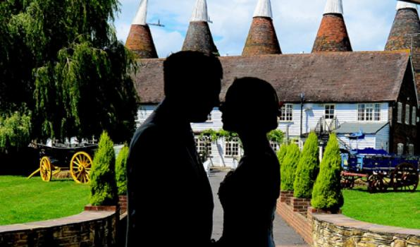 Exclusive Hire Wedding Venues - Hop Farm