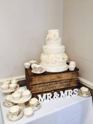 Wedding Cakes Near Me - Gardners Cakery