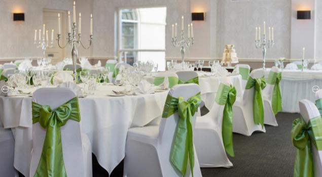 Urban Wedding Venues - The Regency Solihull