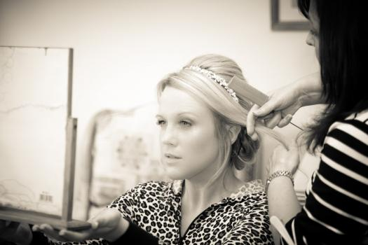 Wedding Hair and Make up  - Final Touches