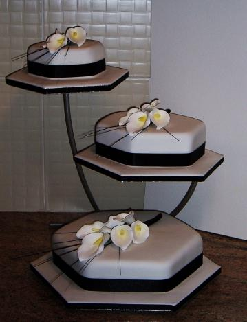 Wedding Cakes, Ideas, Inspiration and Makers - Crafty Creations Cakes