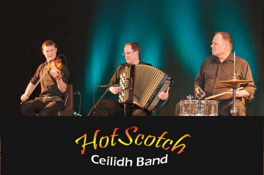 Music & Entertainment - HotScotch Ceilidh Band